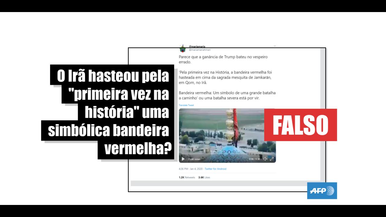 """A Primeira Bandeira Do Brasil Republica a """"bandeira vermelha"""" não foi hasteada pela """"primeira vez na"""